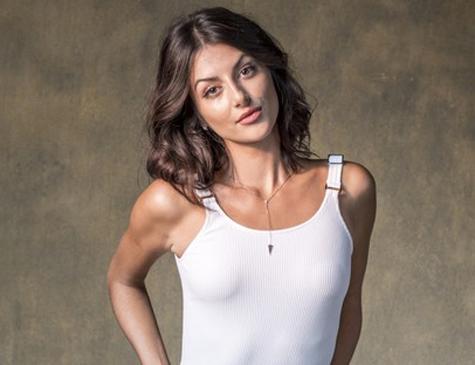 Anaju Dorigon interpreta Camila em 'Órfãos da Terra'