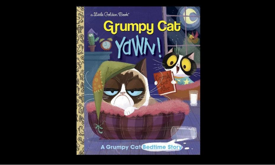 Grumpy Cat virou personagem de HQ e livros