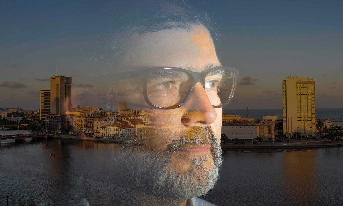 Livro de Fred Jordão com fotos sobre o Recife será lançado no Bar Central