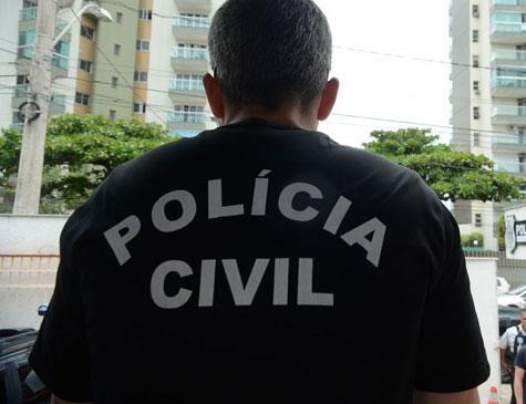 Polícia Civil do Rio de Janeiro em ação contra milícia