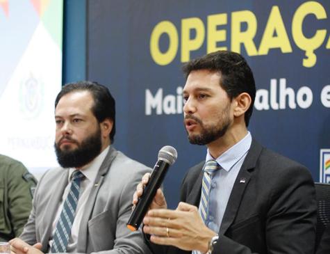 SDS apresenta Operação São João