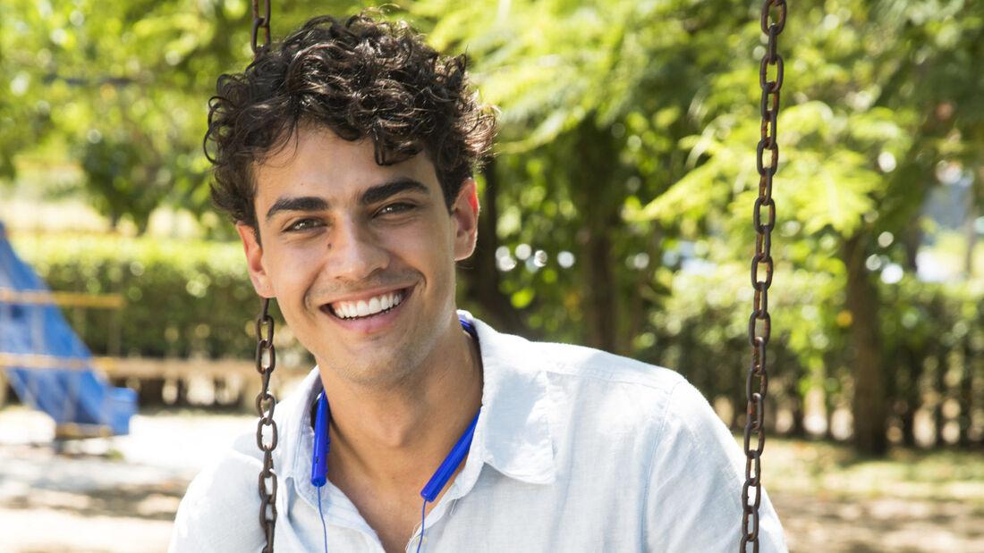 Pedro Alves, o Guga de Malhação