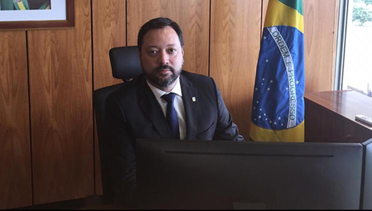 Alexandre Pereira Lopes é o quarto a assumir Inep no governo Bolsonaro