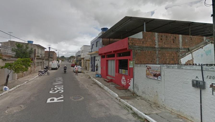 Crime ocorreu na rua São Nicolau, no bairro do Ipsep