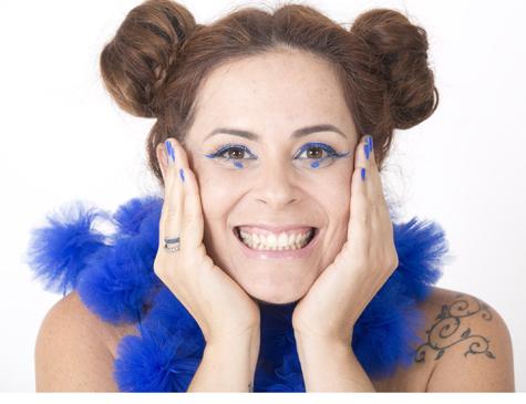 Isadora Canto, cantora