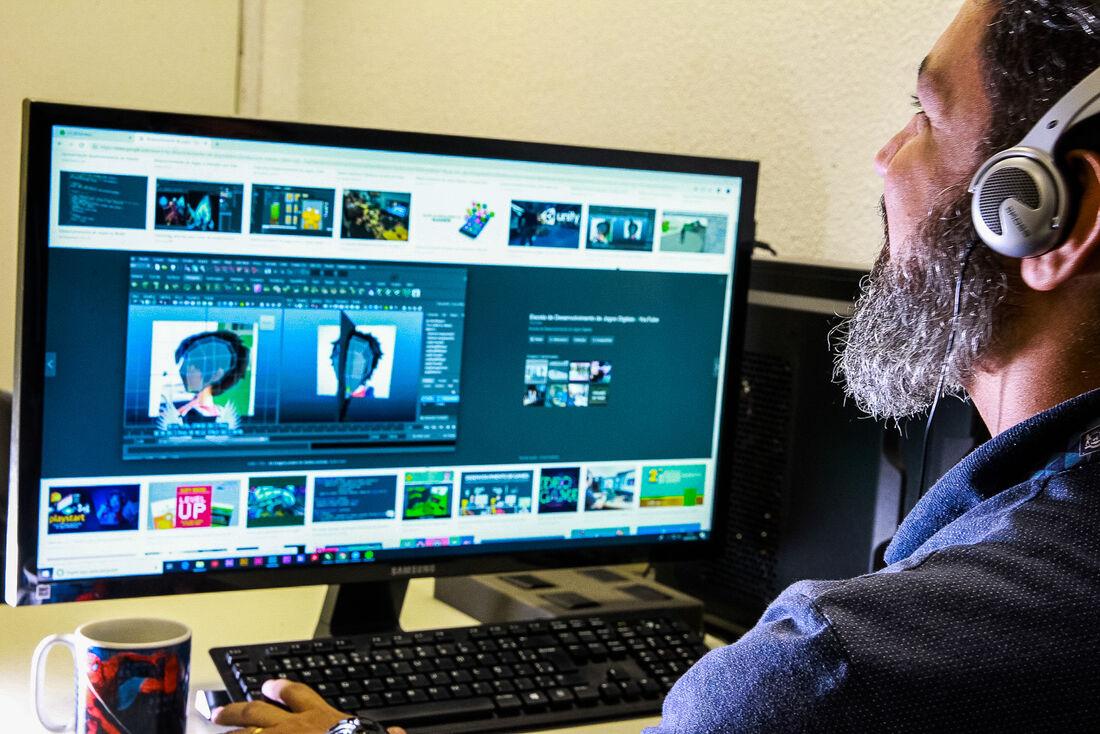 O objetivo do projeto 'Jaboatão Criativo', é  voltar o foco da população à área tecnológica
