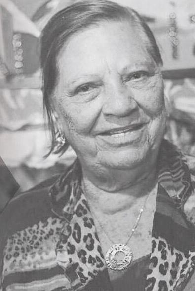 Dona Edite Cabral