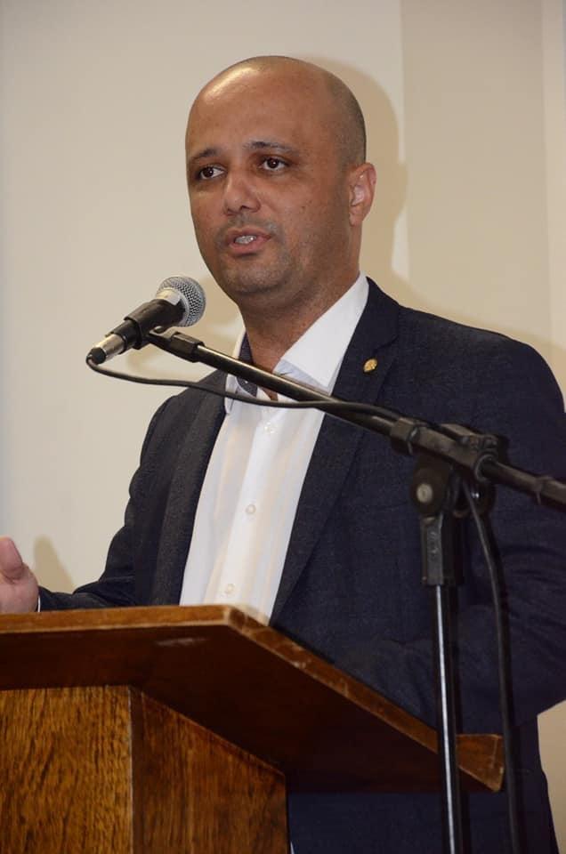 Deputado Major Vitor hugo é o líder do governo na Câmara Federal