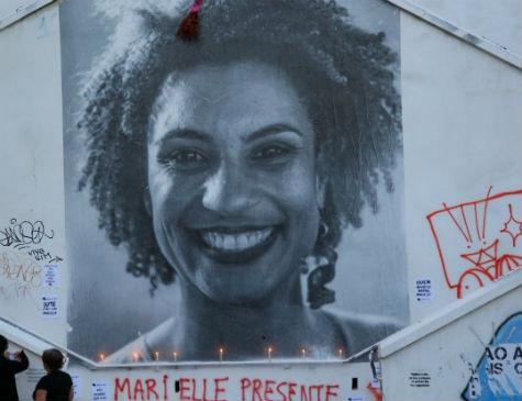 A vereadora Marielle Franco  foi assassinada em março de 2018