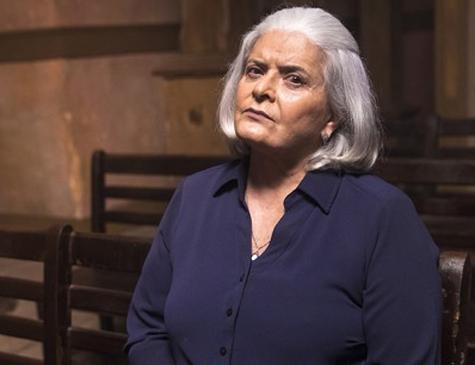 Jussara Freire é Nilda em 'A Dona do Pedaço'