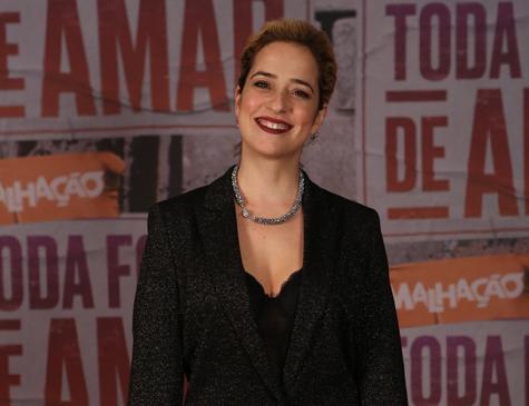 Paloma Duarte é Lígia em 'Malhação'