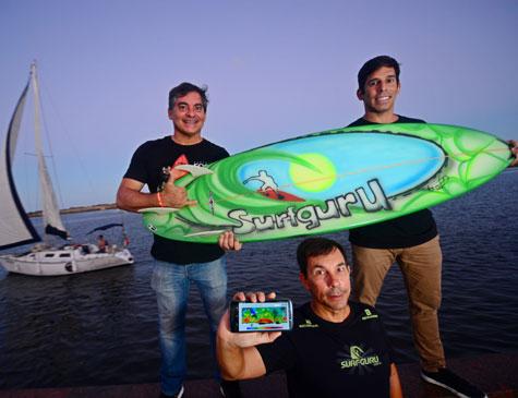 Empreendedores do SurfGuru