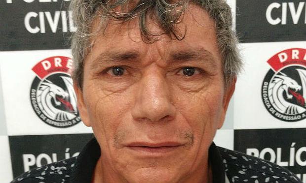 Hermenegildo Gonçalves da Silva foi preso enquanto tentava fugir