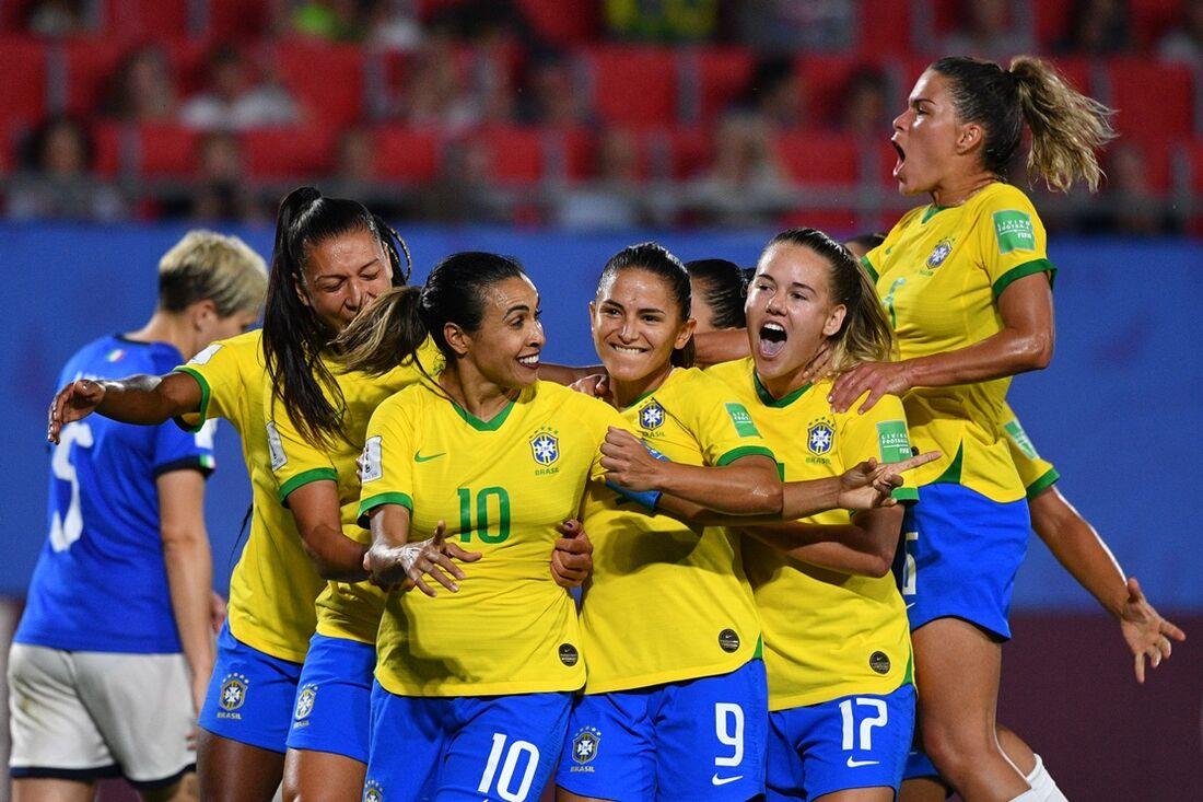 Brasil quer sediar a próxima Copa do Mundo feminina, em 2023