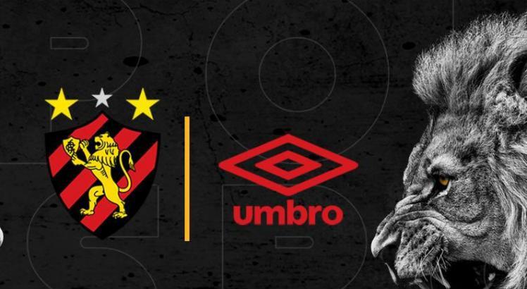 Umbro é a nova fornecedora de materiais esportivos do Leão