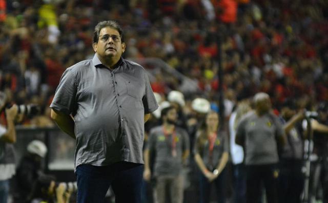 Guto Ferreira, treinador do Sport