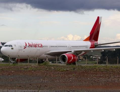 Três empresas ficaram com o horário da Avianca