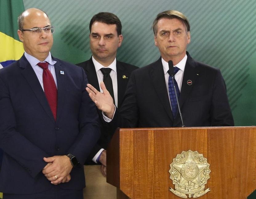 Bolsonaro comentou decisão do Senado sobre decreto de armas