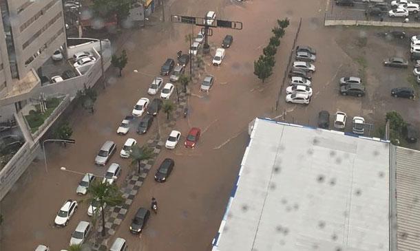 Chuvas no Grande Recife