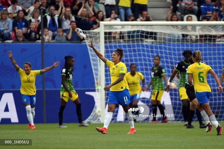 Atacante foi a grande estrela do Brasil na estreia do Mundial.