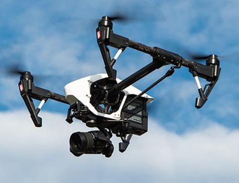 Proprietários de drones podem ser beneficiados