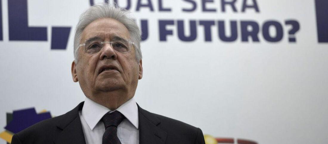 Ex-presidente do Brasil, Fernando Henrique Cardoso