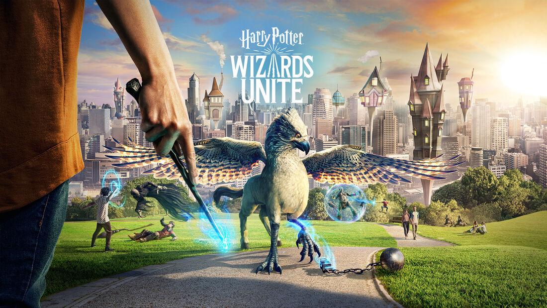 Harry Potter: Wizards United é o mais novo jogo do universo Harry Potter