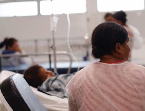 Desde o último dia 12, HR atendeu 41 vítimas de queimaduras