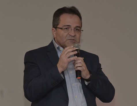 Romildo Rolim, presidente do BNB