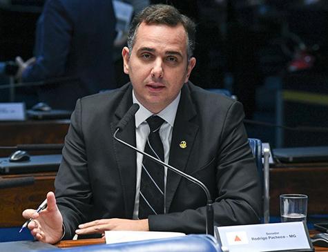 Senador Rodrigo Pacheco