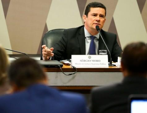 Moro já participou de audiência no Senado