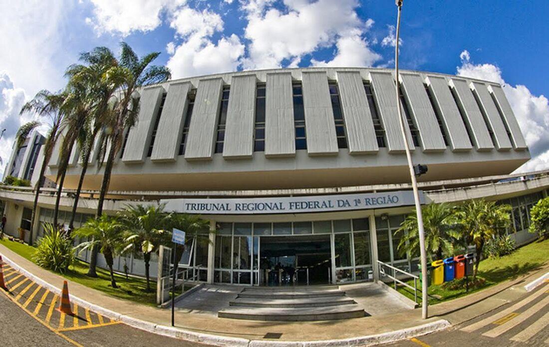 Sede do Tribunal Regional Federal da 1ª região