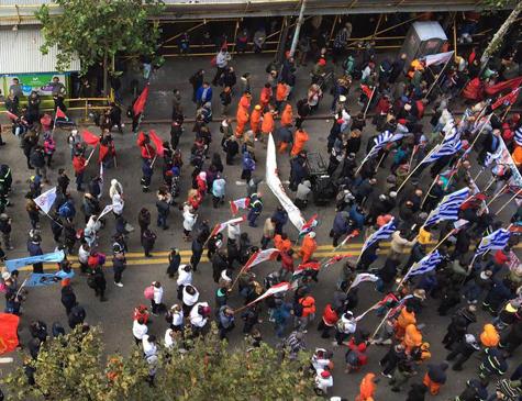 A União Nacional de Trabalhadores do Transporte (Unott) decidiu parar, afetando linhas de ônibus urbanos e interestaduais
