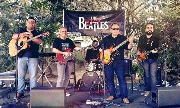 The Back Beatles está há 20 anos na estrada