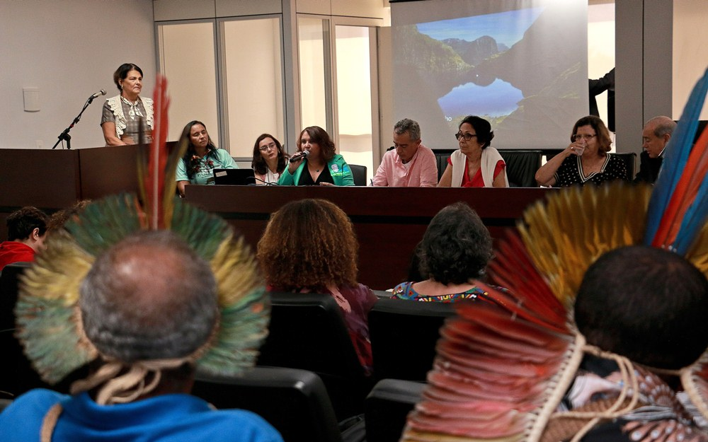 Audiência Publica sobre a educação dos povos indígenas