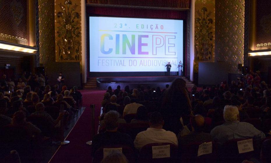 23ª edição do CinePE