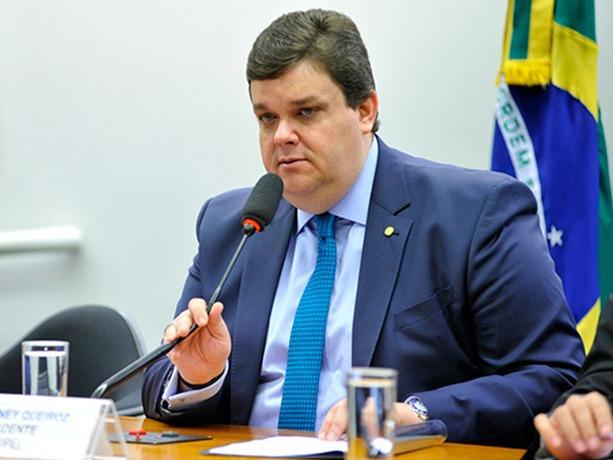 Deputado federal Wolney Queiroz, presidente do PDT-PE.