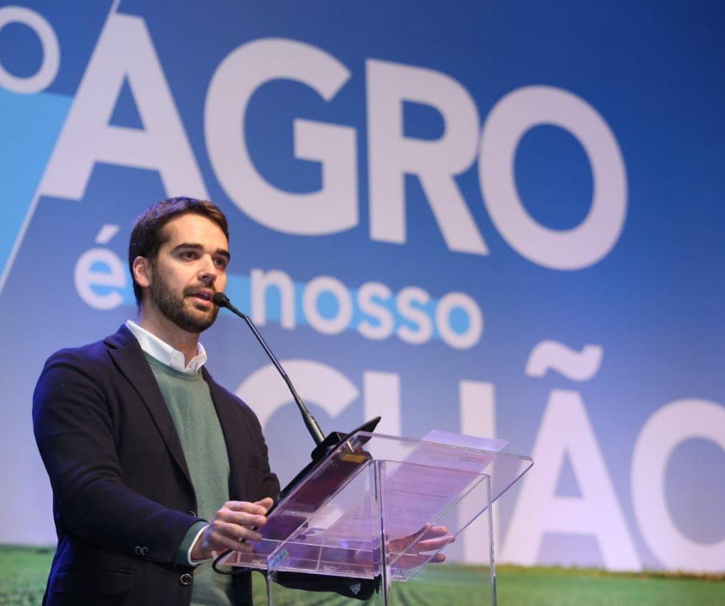 Governador do Rio Grande do Sul, Eduardo Leite (PSDB-RS)