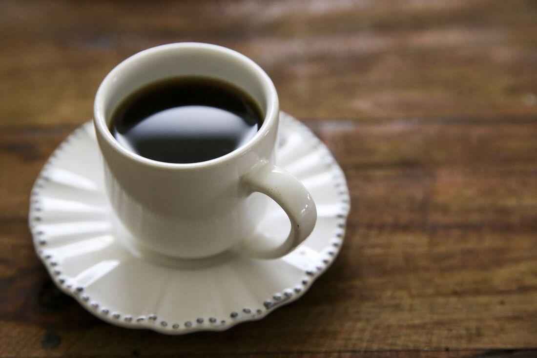 O café uma das bebidas mais consumidas entre os brasileiros