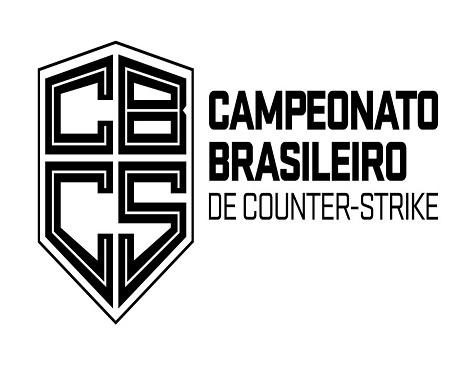 Logo oficial do Campeonato Brasileiro de Counter-Strike: Global Offensive
