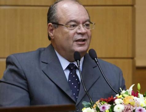 Empresário Sadi Paulo Castiel Gitz
