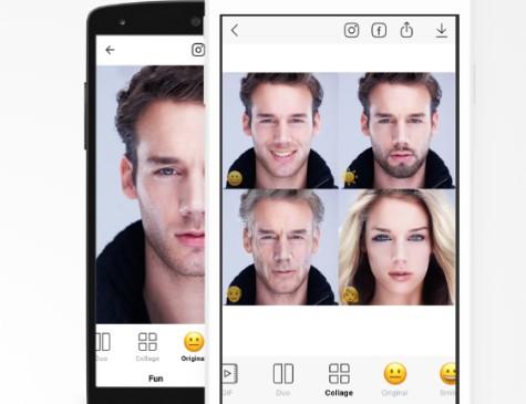 Aplicativo Faceapp virou febre na internet