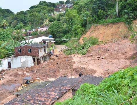 Chuvas em Abreu e Lima
