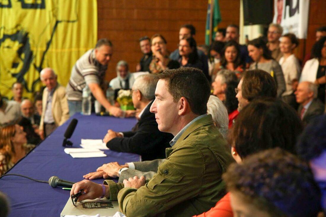 Ato lotou a sede da ABI, no Rio