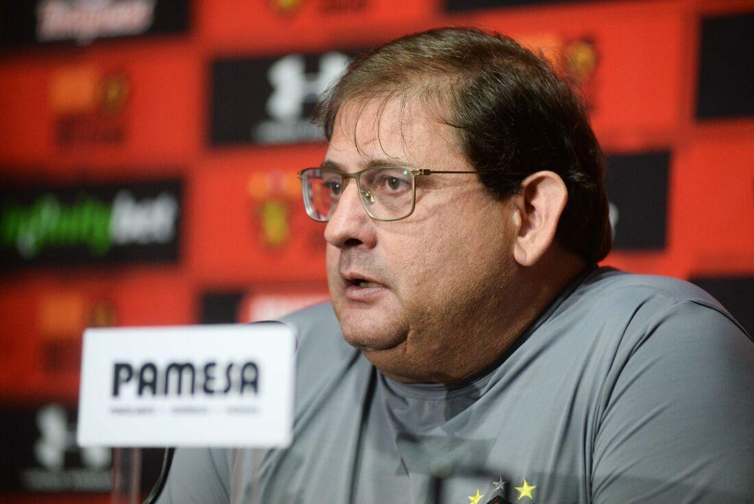 Guto Ferreira deve seguir no Sport em 2020