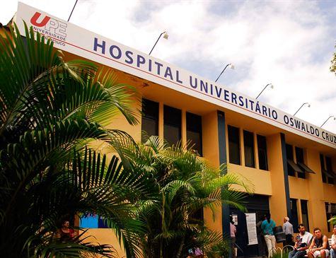 Hospital Universitário Oswaldo Cruz (HUOC)