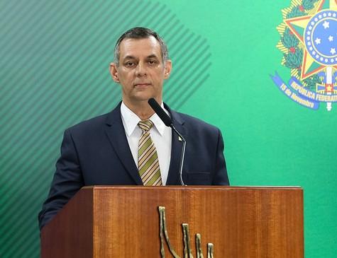 Otávio Rêgo Barros, Porta-voz da Presidência