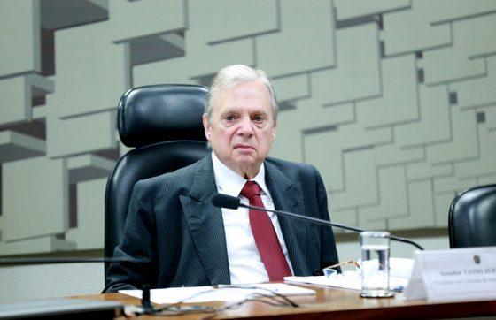 Tasso Jereissati, relator da Previdência no Senado