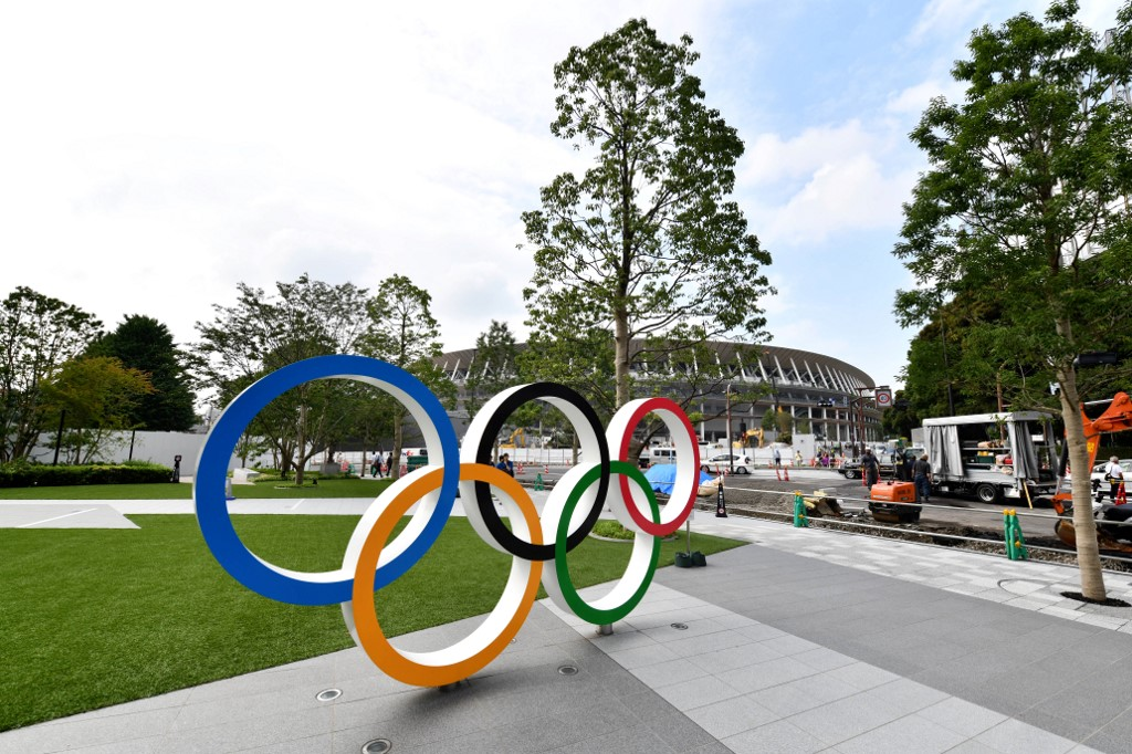 Tóquio se prepara para receber mais uma Olimpíada