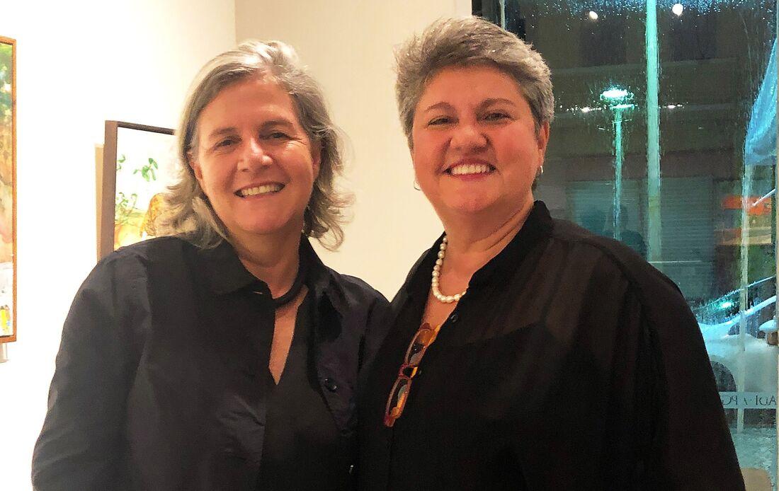 Yêda e Renata apostam no mercado virtual